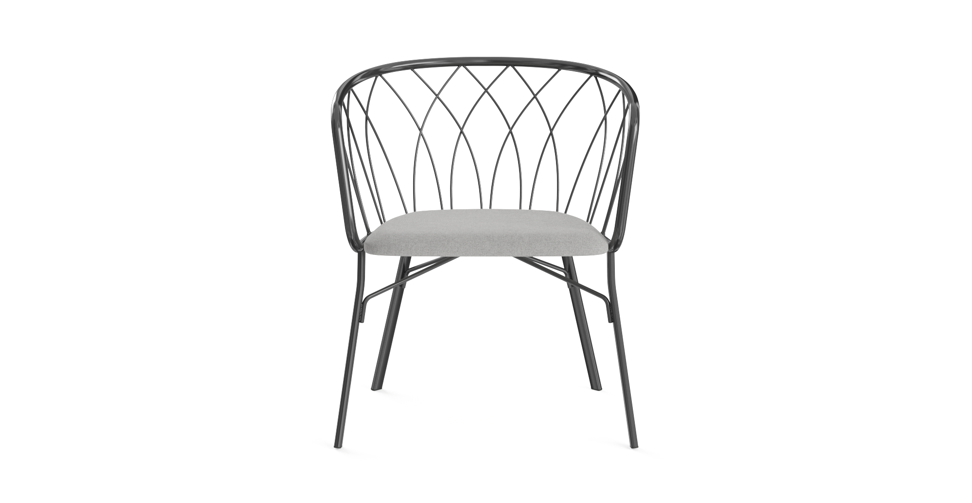 Make A Unique Style Statement With The Luna Dining Chair