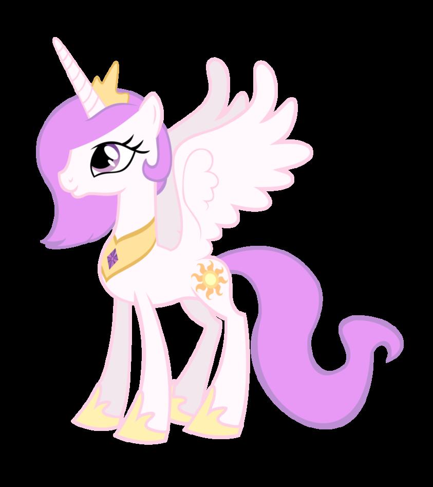 Young Celestia My Little Pony Alicorn Photo 30068457 Fanpop