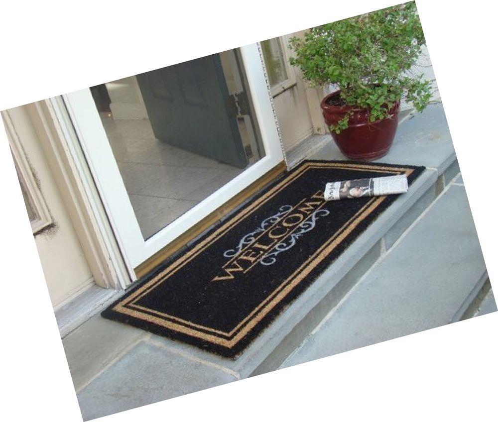 11 Gorgeous Front Door Renovation Ideas Door Mat Exterior Paint Color Combinations Outdoor Flooring