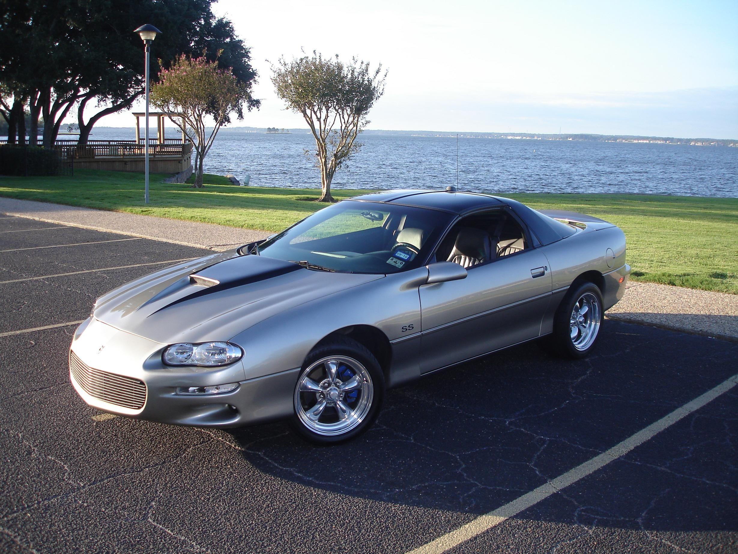 22+ 2001 Chevrolet Camaro