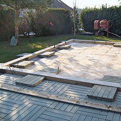Construire soi-même son extension en bois en 2020   Agrandissement maison bois, Construction ...