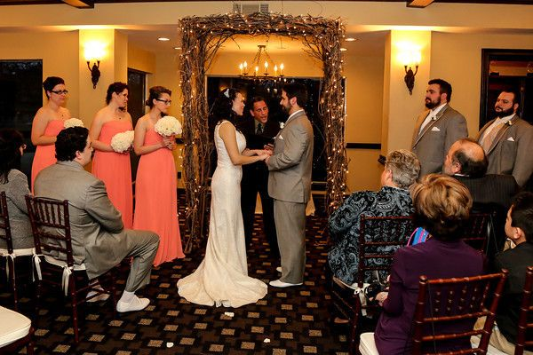 Shady Valley Country Club Wedding Ceremony Reception Venue Arlington TX