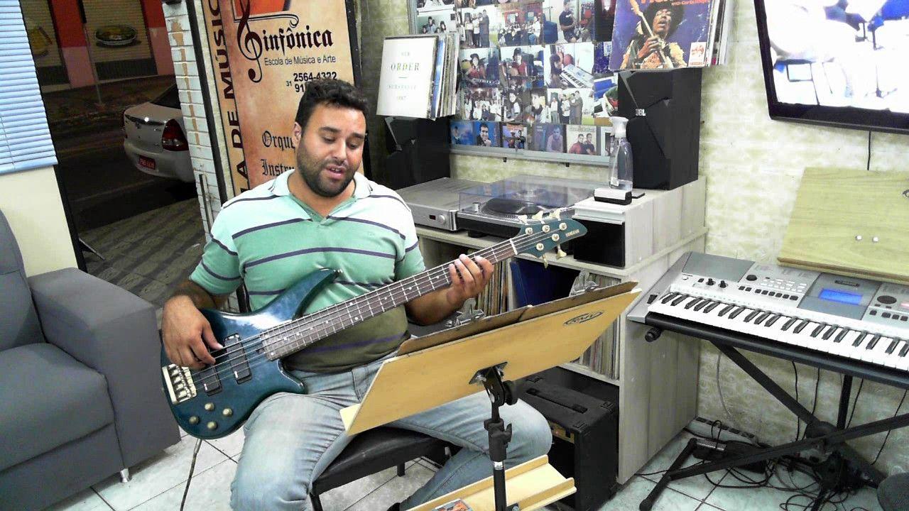 Go Easy - Dan Dean método - Luiz Augusto Lopes - Bass Guitar