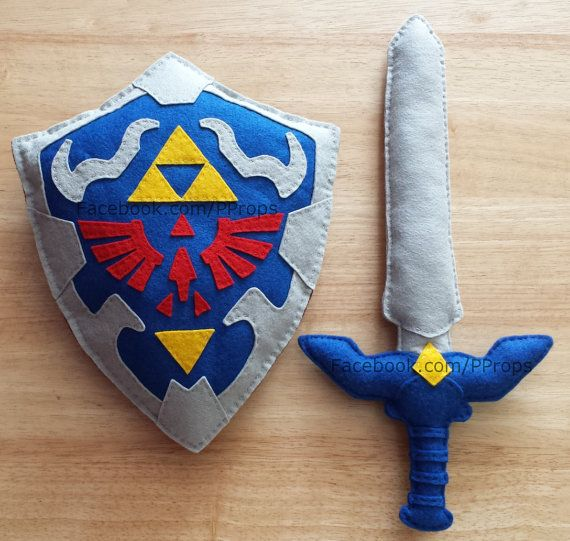 Master Sword Inspired By The Legend Of Zelda. By