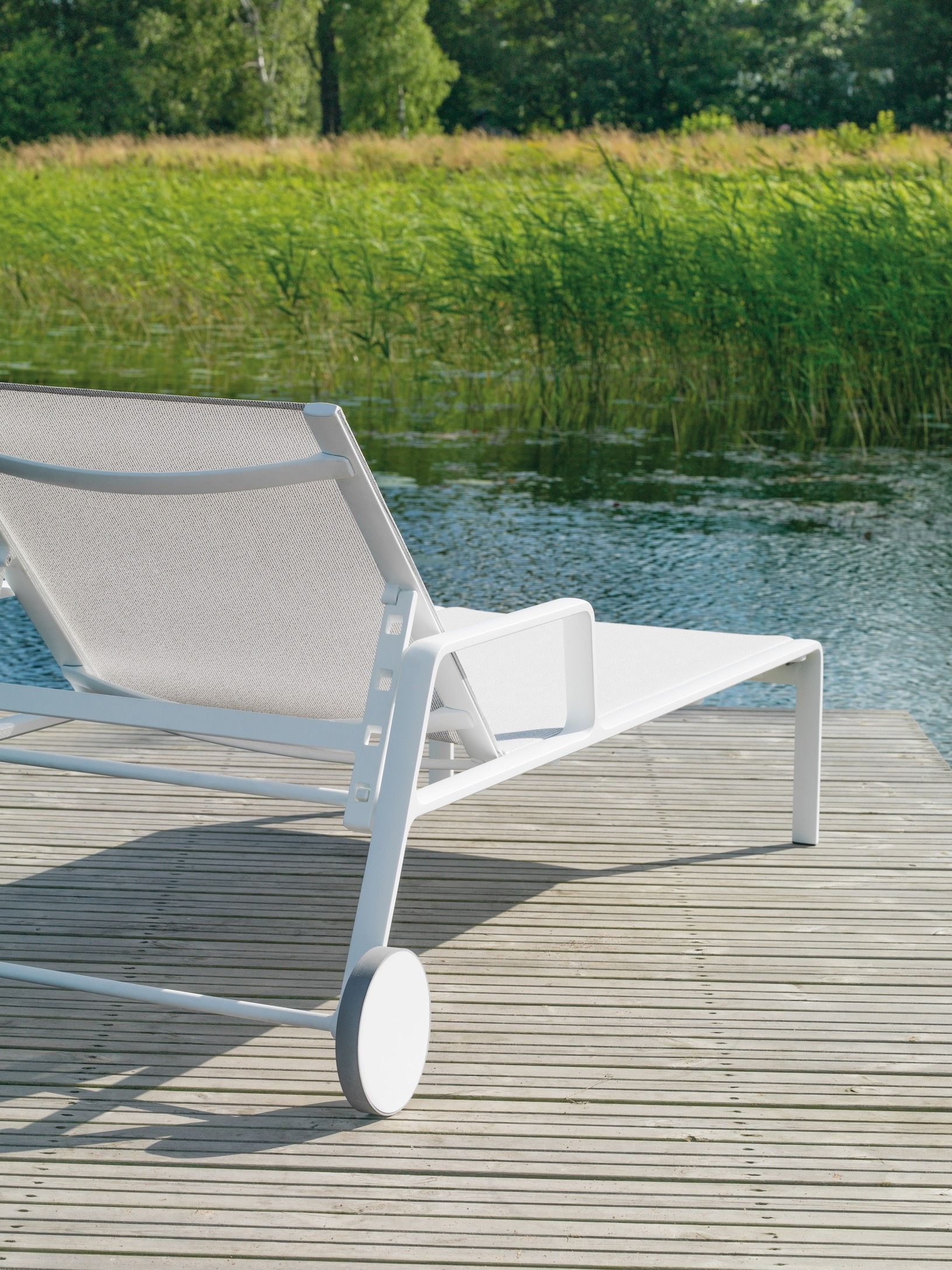 Kettal Park Life Chaise longue terrasse Pinterest