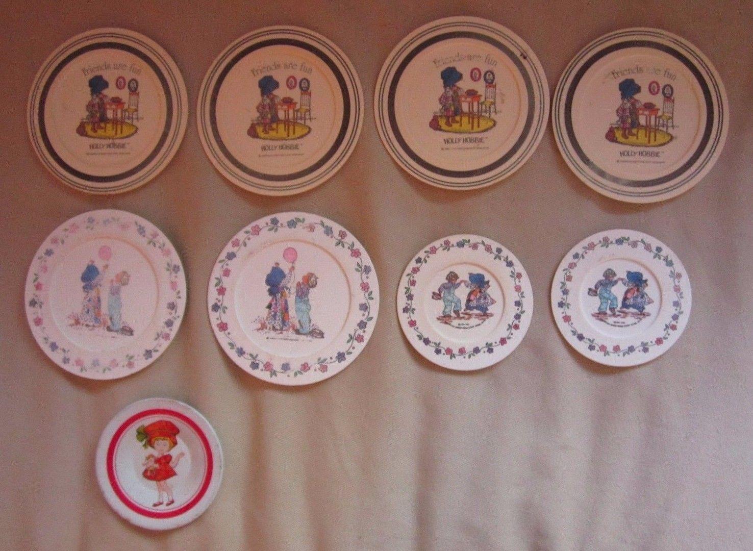 Vintage holly hobbie hobby pretend play toy tea set dishes chilton vintage holly hobbie hobby pretend play toy tea set dishes chilton usa plastic reviewsmspy