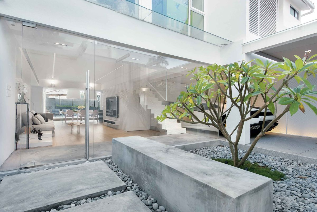 A car lovers ideal home in hong kong favorite interiors for the