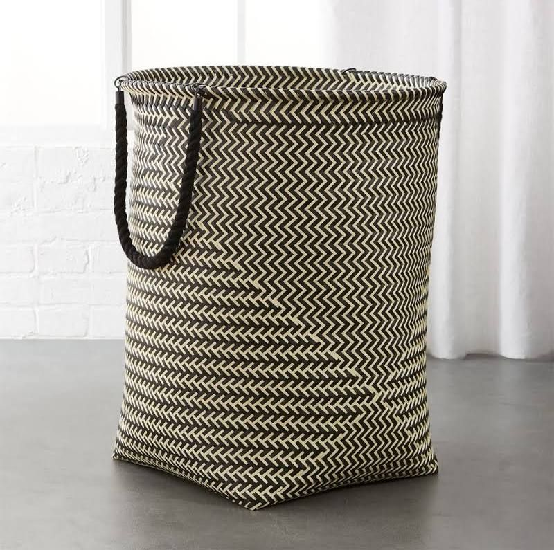 Extra Large Woven Laundry Basket Laundry Hamper Large Hampers Modern Hampers