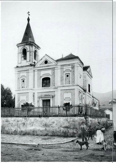 Iglesia del Palo, 1910