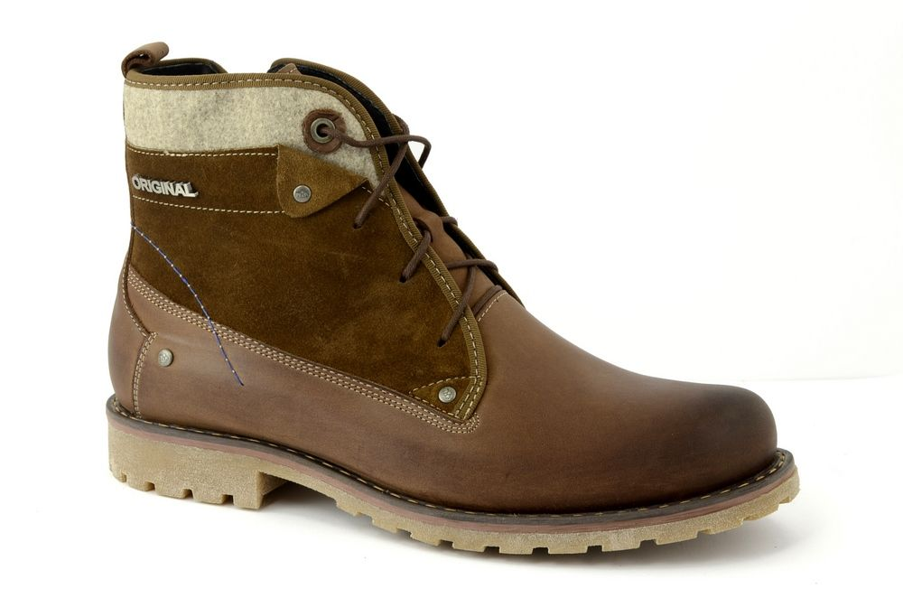 Trapery Nik 02 0287 003 Braz Boots Timberland Boots Shoes