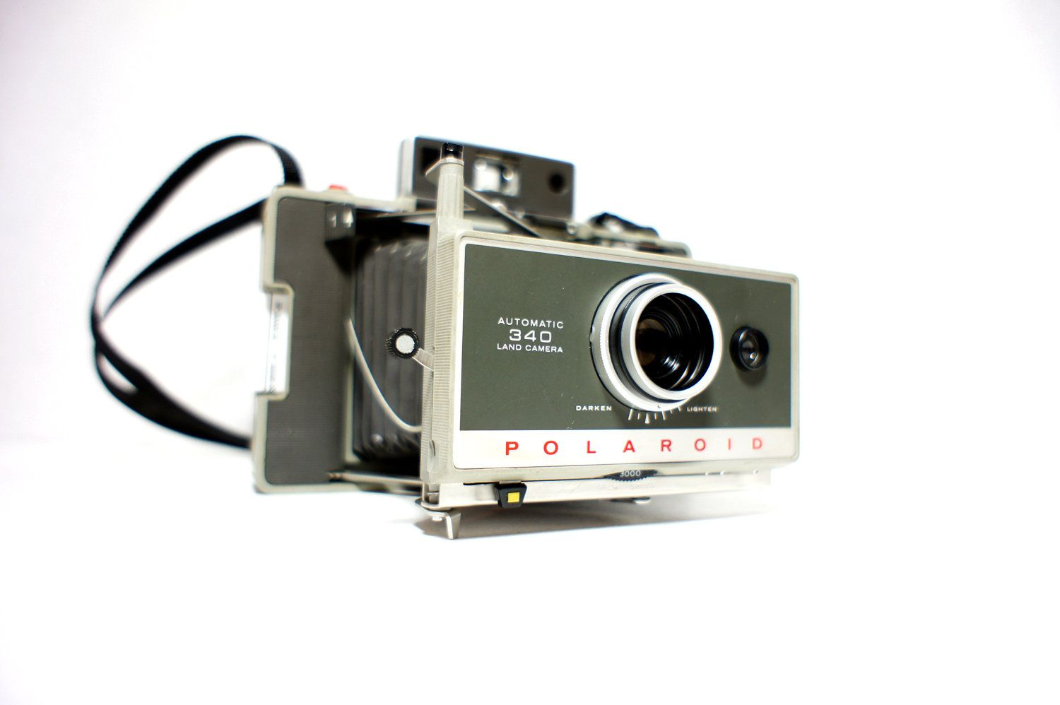Modified 340 Polaroid Land Camera Film Tested Working Of Digital Cameras