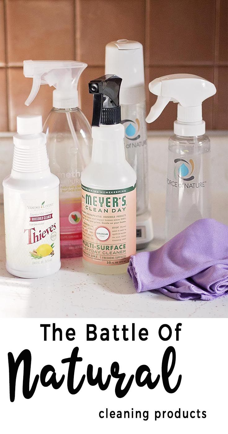 This Post Contains Affiliate Links Most Of Us Do Not Want To Douse Our Family In Toxic Chemicals But It Can Be Difficult Find Natural Cleaning Products