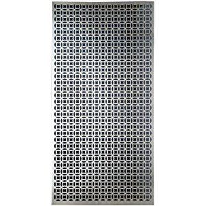M D Building Products 57322 Decorative Elliptical Aluminum Sheet Metal Sheet Decorative Metal Sheets Aluminium Sheet