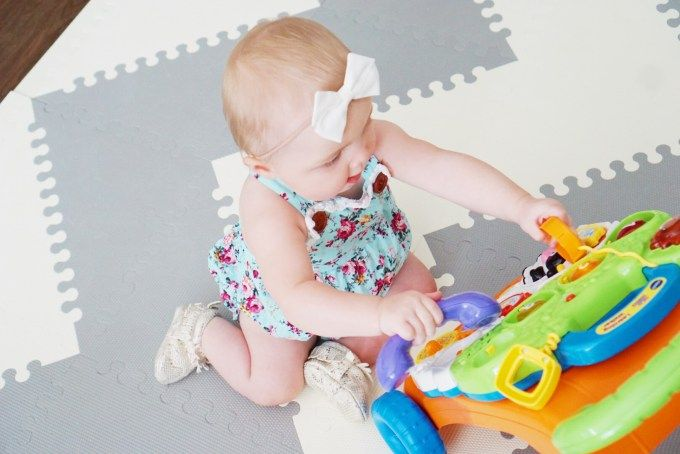 Best Baby Toys For 8 Months Old : Top 7 baby toys for ages 7 9 month old from buybuybaby! a touch of