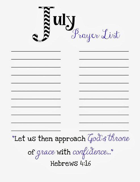 Surprising Monthly Prayer List Printable Doodles Stitches Bullet Download Free Architecture Designs Scobabritishbridgeorg
