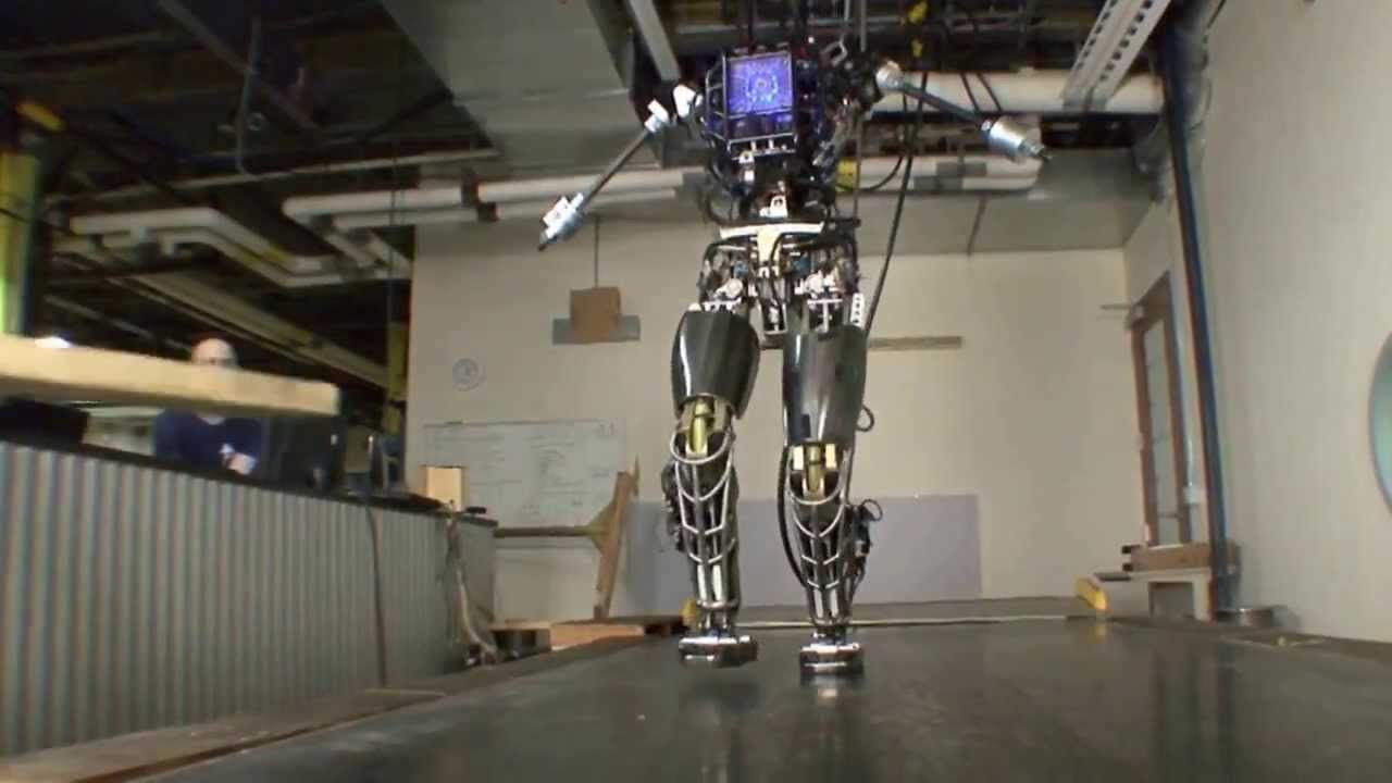 Can this be the new REAL LIFE ROBOCOP??? Robot, Humanoid