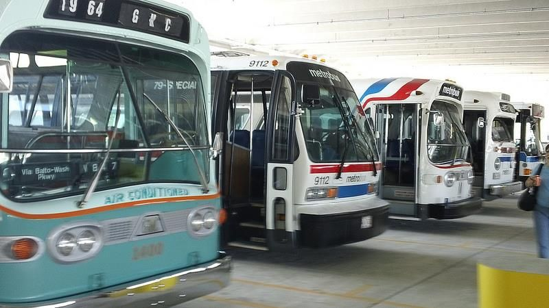 D C  Transit and Metro Buses | Old Bus | Busses, Public
