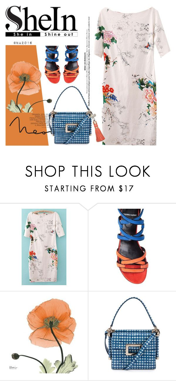 """""""SHEIN CONTEST"""" by menina-ana ❤ liked on Polyvore featuring Pierre Hardy and Rebecca Minkoff"""