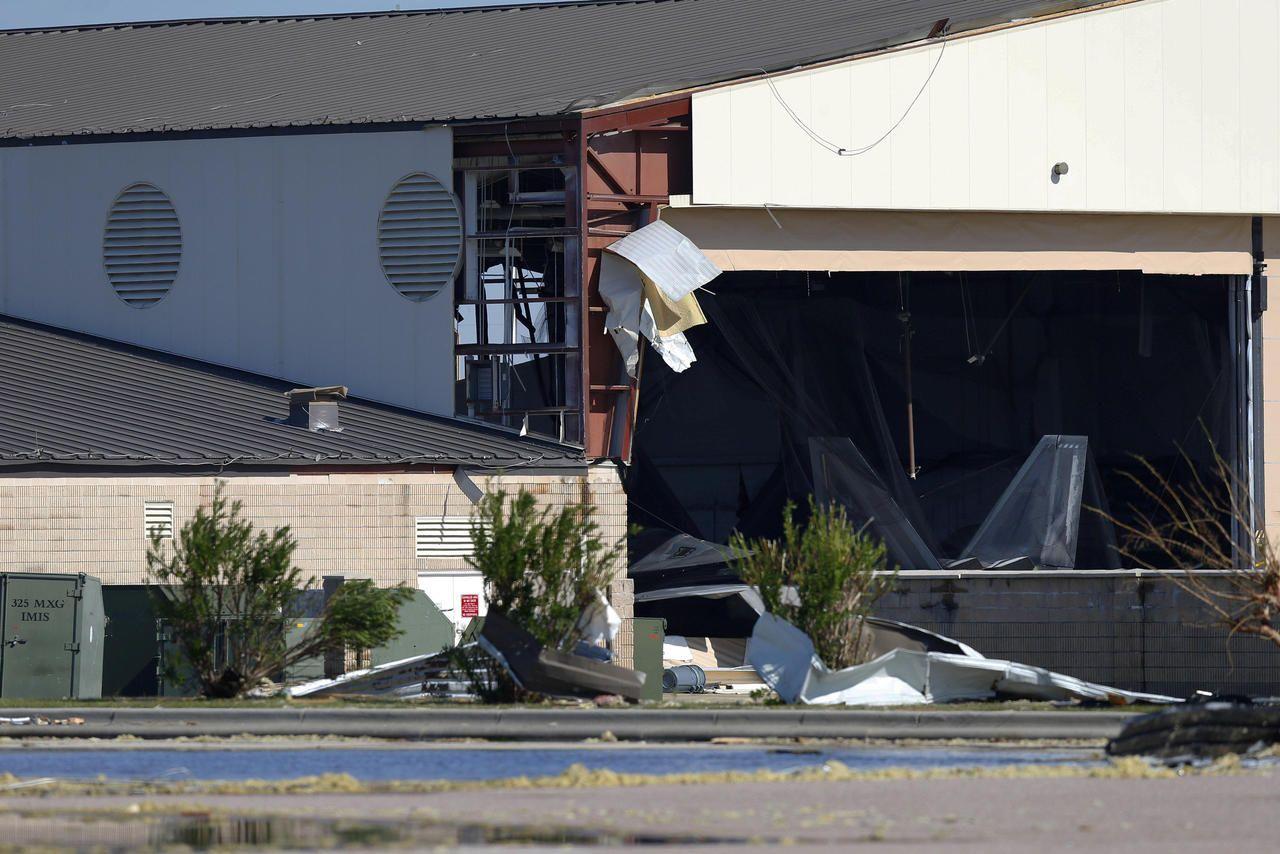 Widespread catastrophic damage: Hurricane Michael