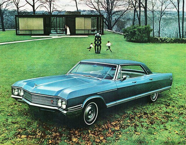 1966 Buick Electra 225 4-Door Hardtop | Back In the Day ...