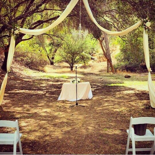 Outdoor Wedding set up! #chandelier #centerpiece #eventplanner #weddingcoordinator #tables #linens #chairs #tableware #staging #lighting #wedding #diy #decor #detail #design