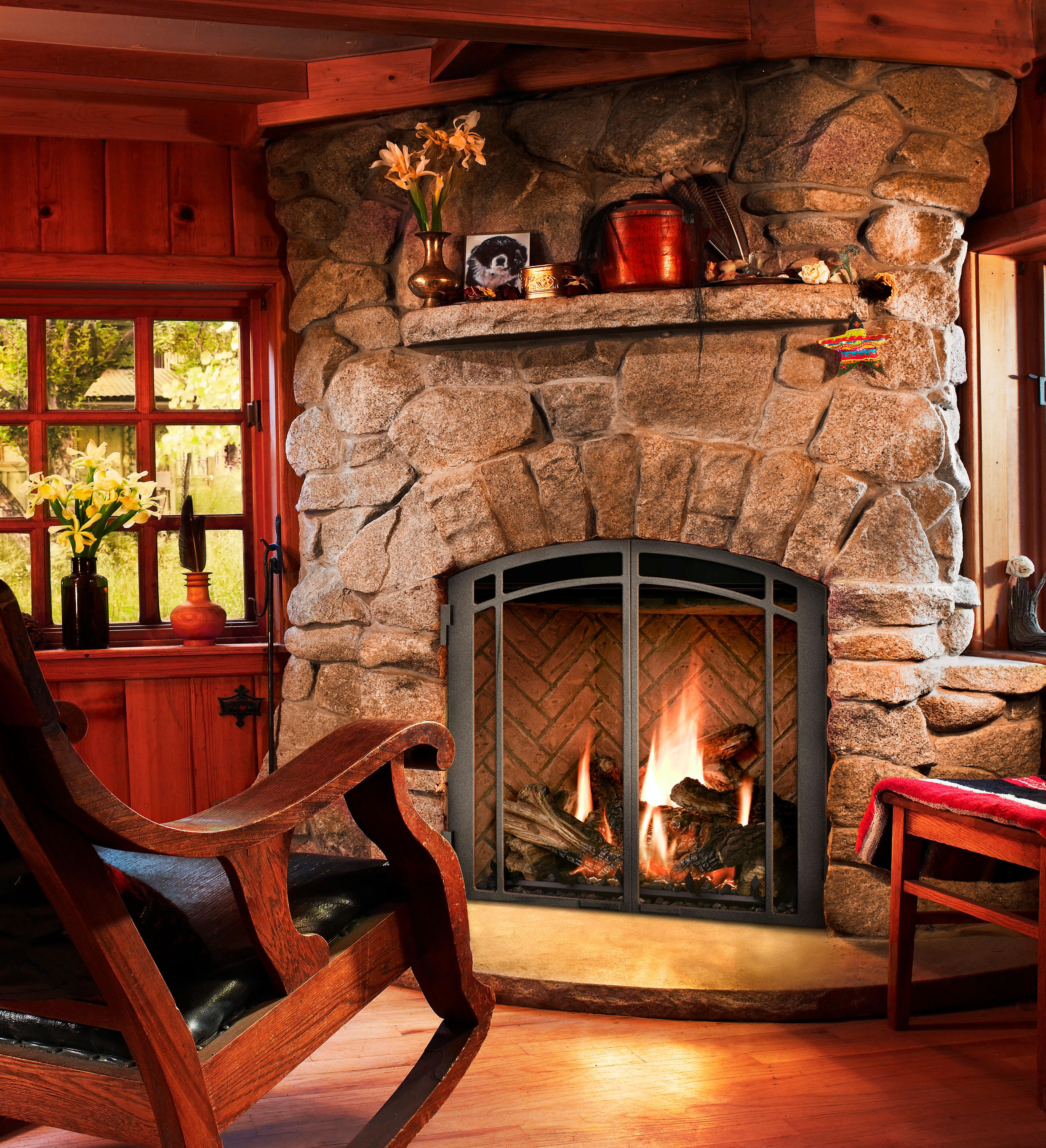 Fullview Mendota Fireplace Fireplace Design Outdoor Fireplace
