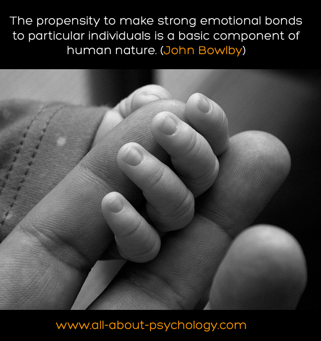 Mary ainsworth psychology quotes