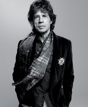 mick jagger style clothes