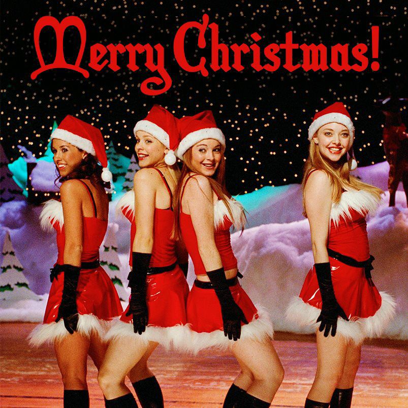 Jingle Bell Rock - Jingle Bell Rock Christmas! Pinterest Mean Girls, Movies And