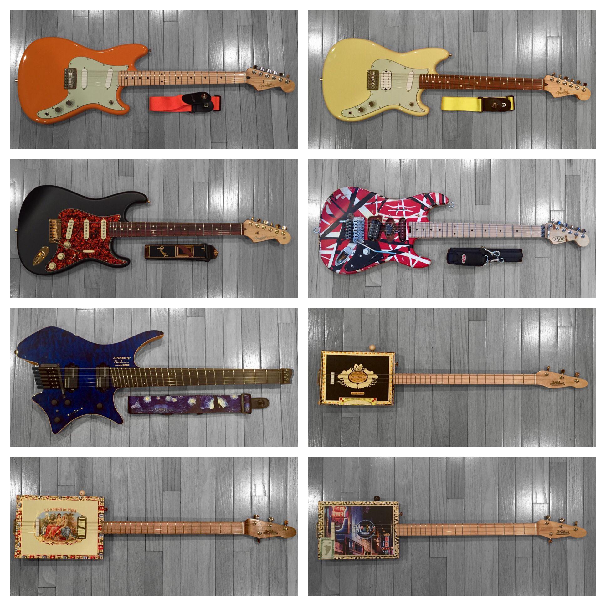 Fender Duo-Sonic & Duo-Sonic HS, Fender Mod Shop