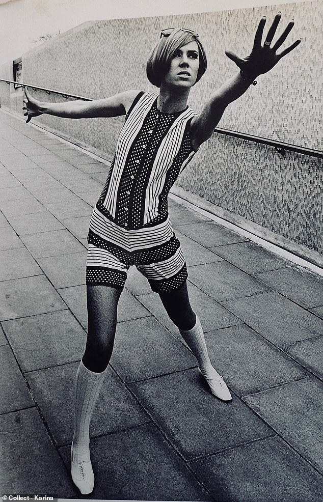 The Mary Quant models still rocking a mini — 50 years on