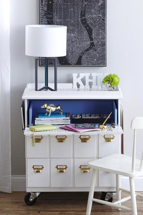 10 façons de transformer le meuble RAST de chez IKEA Ikea, Meubles