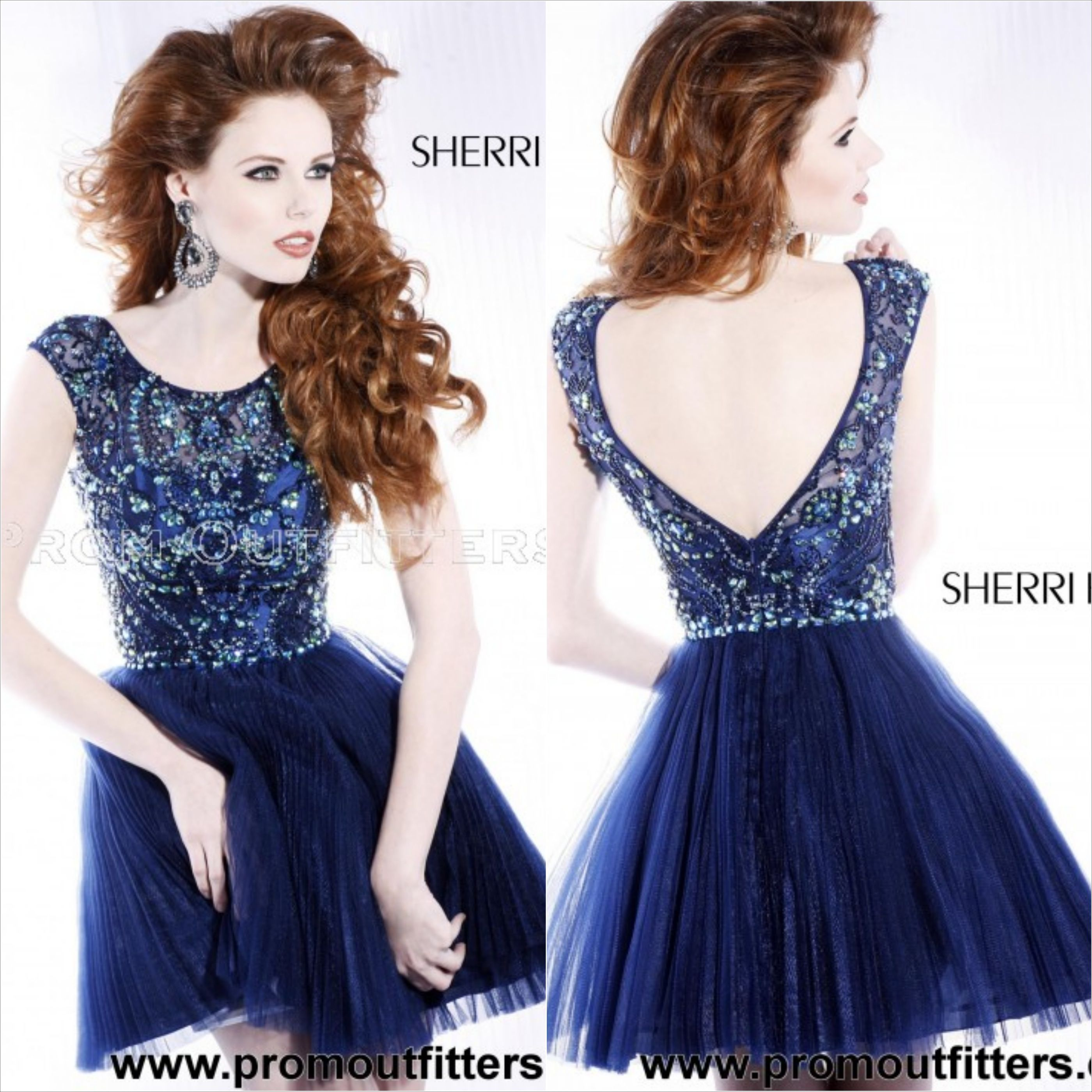 SHERRI HILL 2814 - $450.00 Available colors and sizes Black - 10  Black/Emerald - · Prom Dress 2014Short ...
