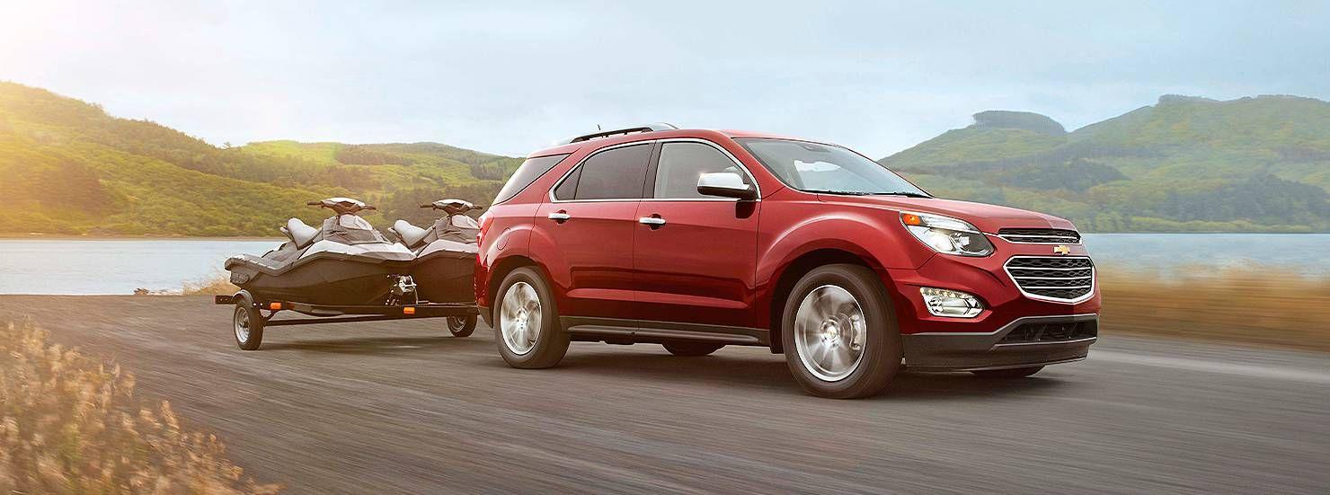 2016 Chevrolet Equinox Fuel Efficient Crossover Suv Www