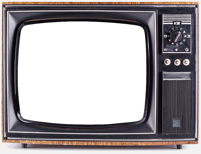 Old Television Png Image Old Tv Television Tv