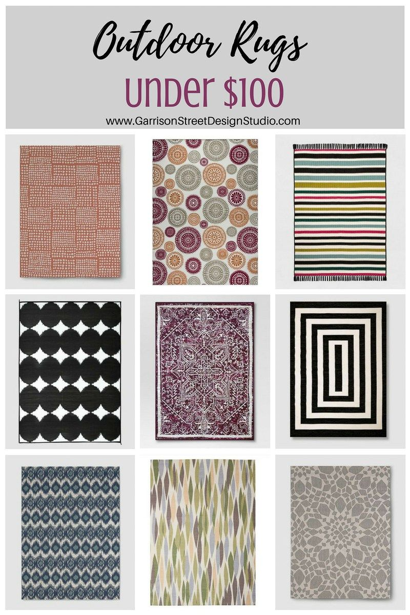 Friday Favs Outdoor Rugs Garrison Street Design Studio Outdoor Rug Porch Waterproof Outdoor Rugs Outdoor Deck Rugs