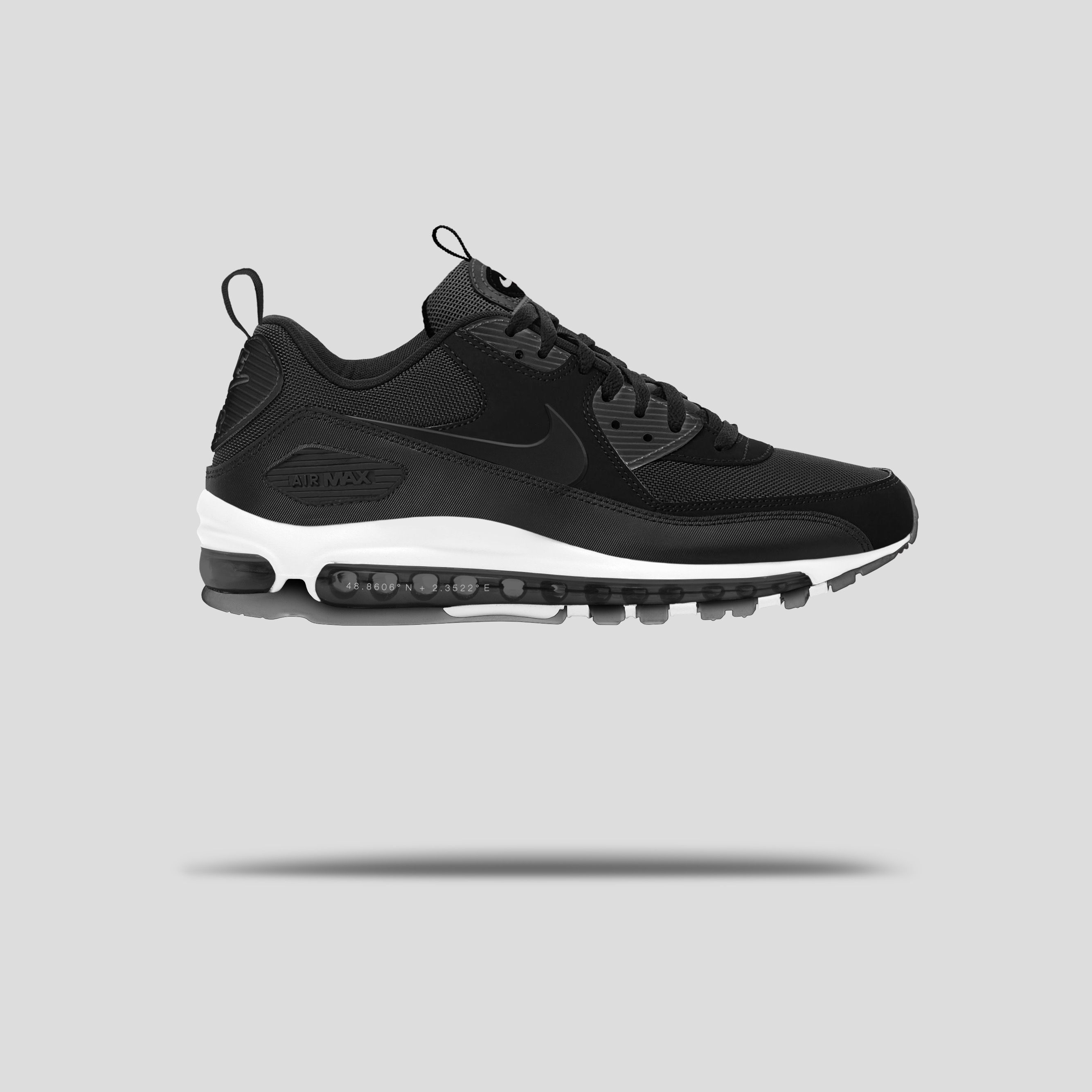Nike Vote Forward – Minimalist Air Max Concept by Clément Balavoine