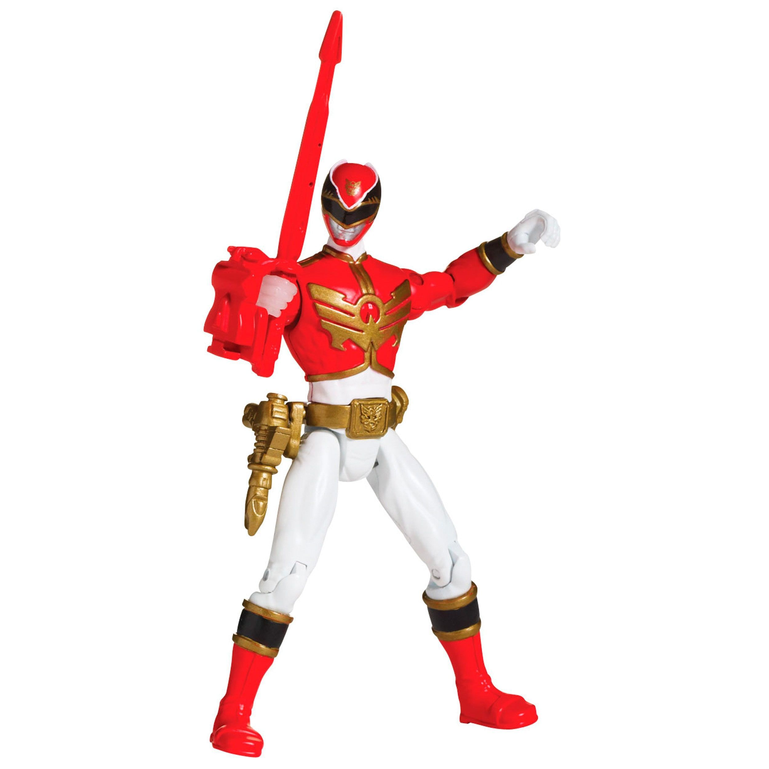 Bandai Power Rangers Ranger 4 Inch Action Figure Products