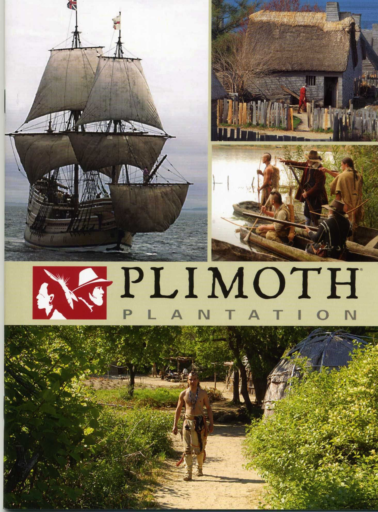 Plimoth Plantation Thanksgiving Places, Friends of the