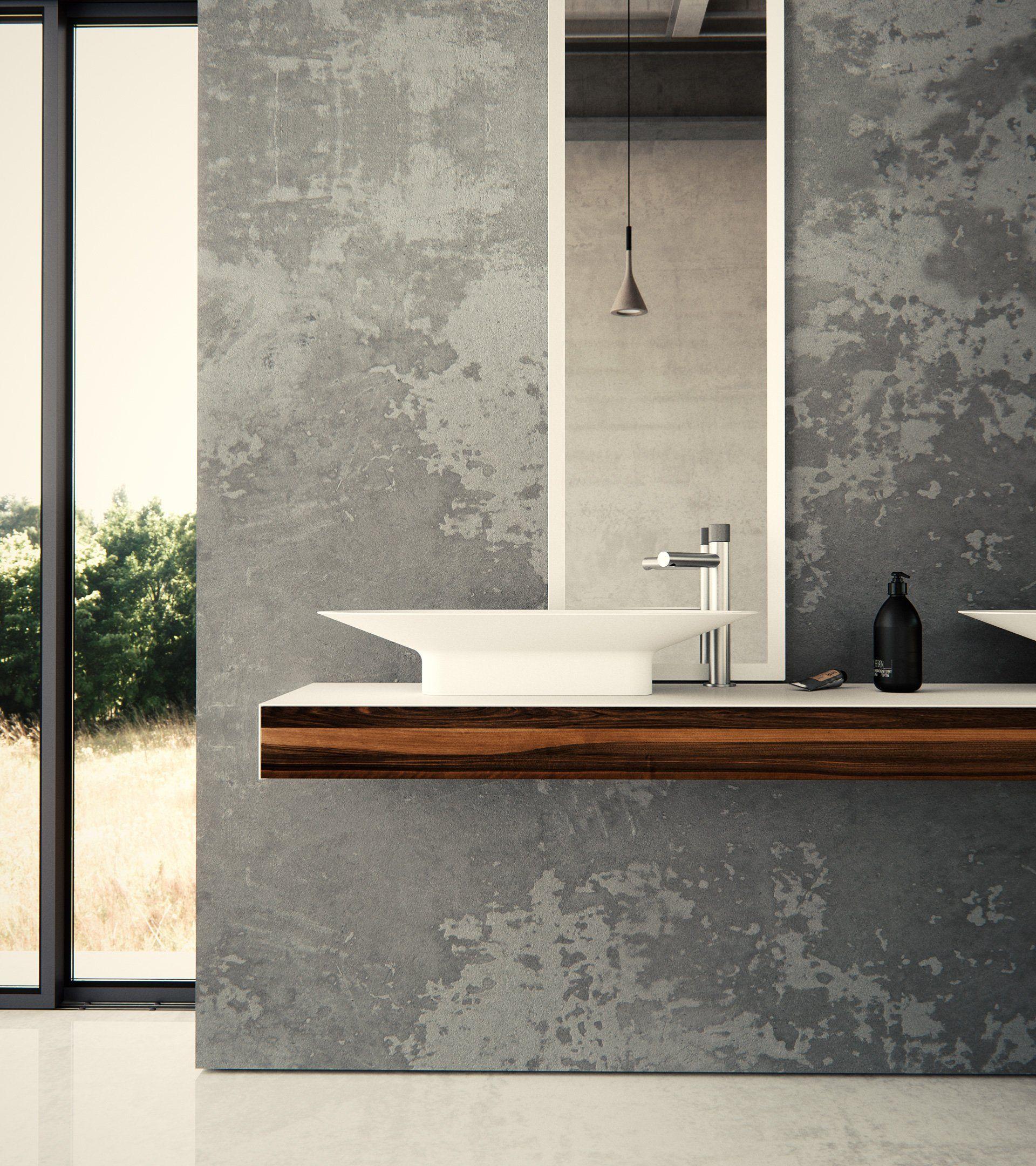 Benitier 01 Contemporary Bathroom Sinks Minimalist Bathroom