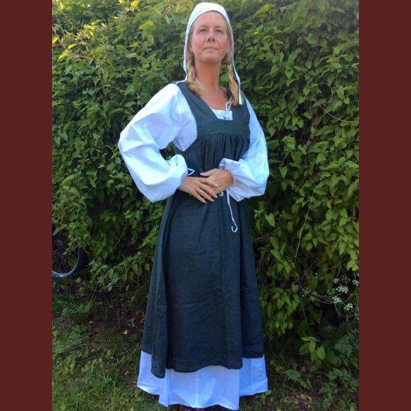medeltida bondklänning | Dräkter, Medeltida