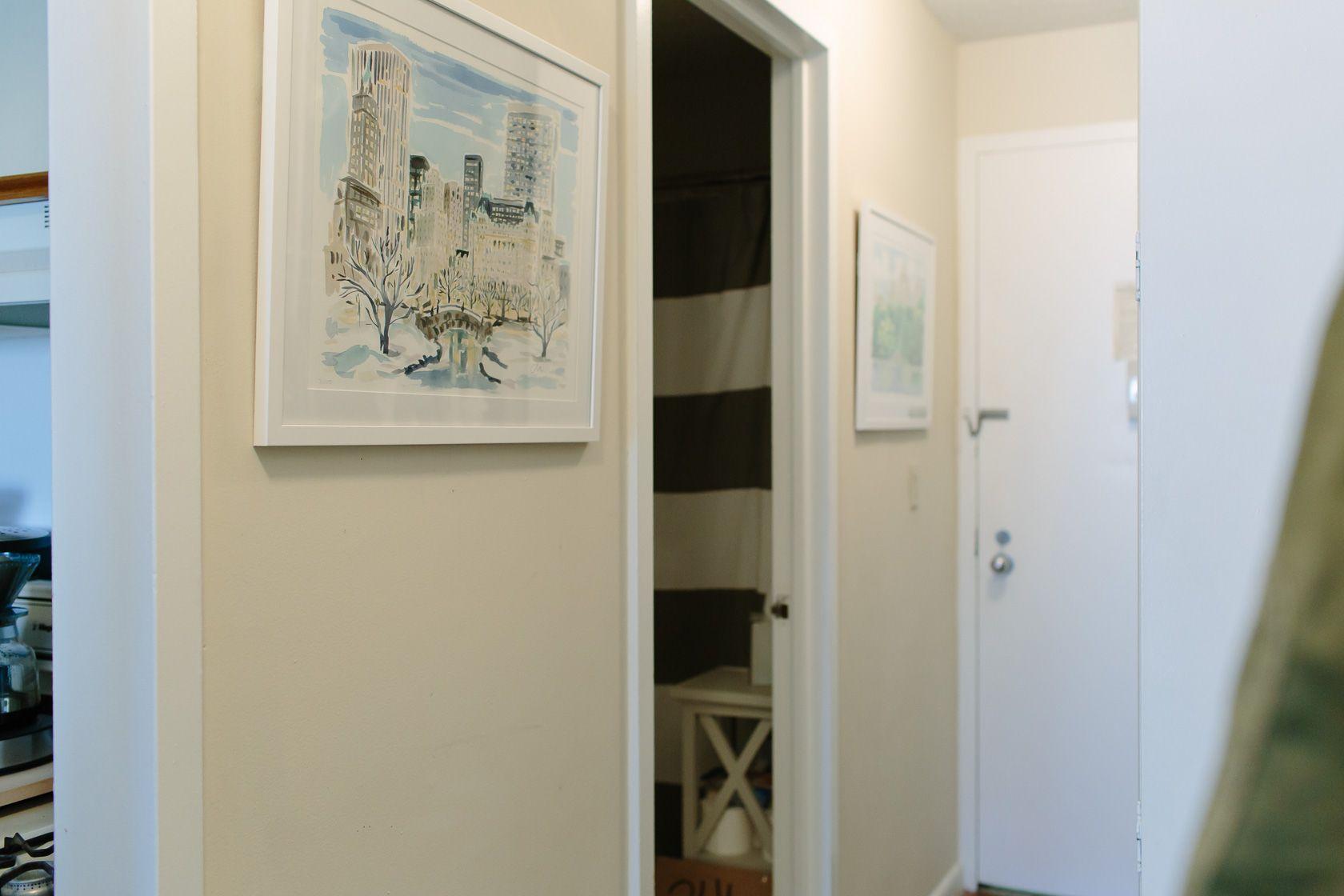 Studio Apartment York home tour: my nyc studio apartment