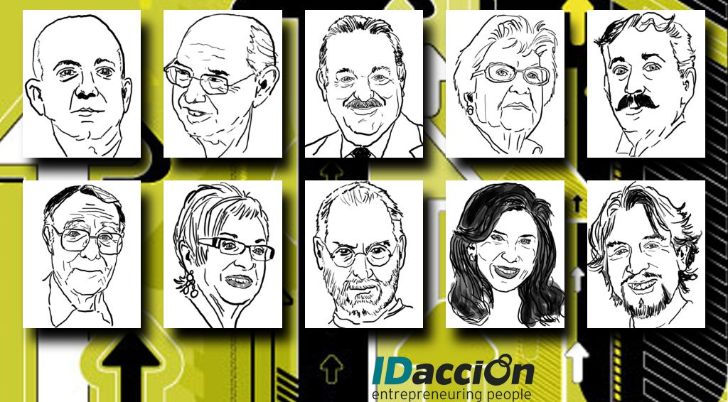 10 primeros emprendedores #emprender #empresa #negocio