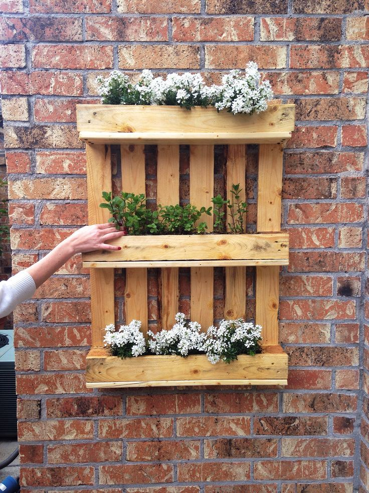 30 genius ways to use pallets in your garden