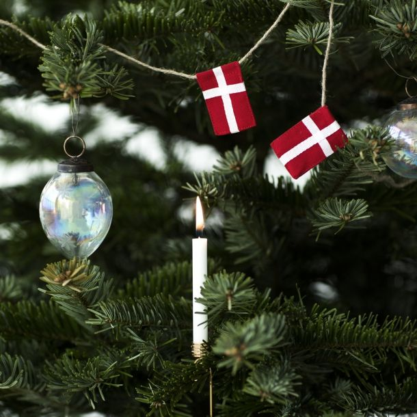 Juletræsflag