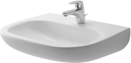 Astounding This D Code Washbasin From Duravit Can Be Wall Mounted For Squirreltailoven Fun Painted Chair Ideas Images Squirreltailovenorg