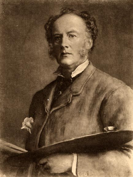 John Everett Millais was one of the founders of the PRB.