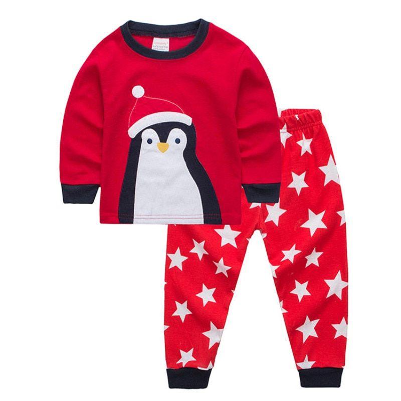 106909b77e8b Jumping meters Baby girls pajamas cotton kids Clothing Sets Cartoon ...