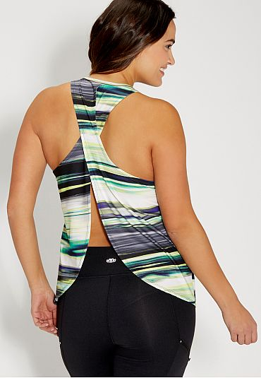 139dbbb8943f9 plus size tank with open tulip back - maurices.com