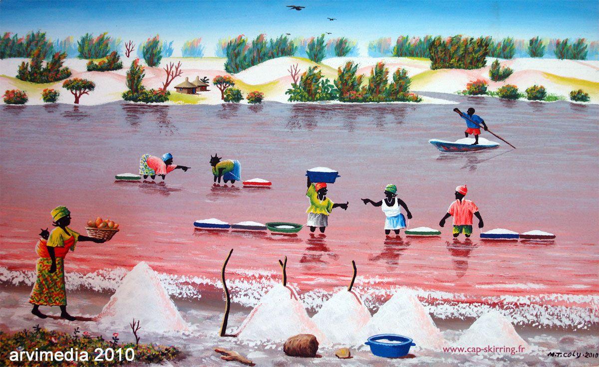 Sénégal paysage